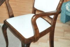 Chippendale-Stuhl - industriell vorgefertigt