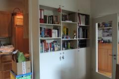 Wohnzimmer-Wandschrank
