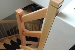 Treppengeländer - Ergänzung zu vorhandenem Geländer