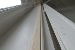 Historische Kastenfenster, Aufarbeitung und schonende Abdichtung der inneren Flügel