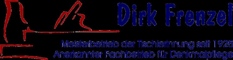 Tischlermeister Dirk Frenzel Logo